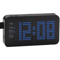 Sxe 4000mah Portable Power Bank Alarm Clock