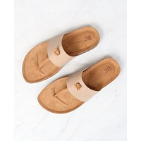 Final Sale - BC Footwear - Lynx Thong Sandal - More Colors