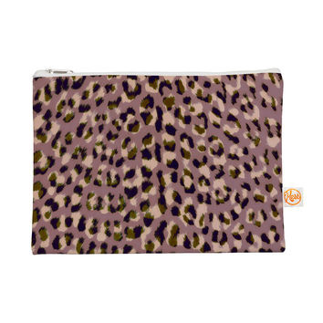 "Vasare Nar ""Leo Cheetah"" Animal Pattern Everything Bag"