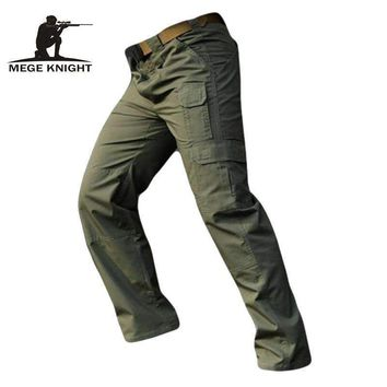 mege brand urban tactical ripstop pants cargo pants mens clothing casual  pants airsoft painball trousers