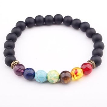 Gift New Arrival Hot Sale Shiny Awesome Great Deal Stylish Multi-color Yoga Accessory Bracelet [276346404893]