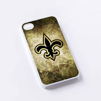 New Orleans Saints Football iPhone 4/4S, 5/5S, 5C,6,6plus,and Samsung s3,s4,s5,s6
