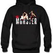 the monster eminem & rihanna Hoodie