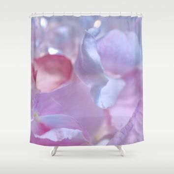 Cherry Tree Blossom Shower Curtain by UMe Images