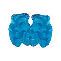 Gummi Bears Blue Raspberry Bulk