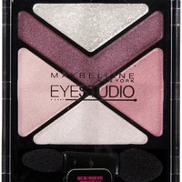Maybelline New York Eye Studio Color Explosion Luminizing Eyeshadow, Pink Punch 25, 0.09 Ounce