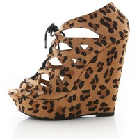 Cat Fight Wedges - Wedge Shoes at Pinkice.com
