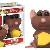 Funko Pop Disney: Ratatouille - Emile