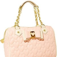 BE MY HONEY BUNS MEDIUM SATCHEL