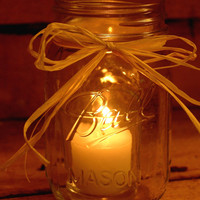 Simple Plain and Elegant Candles