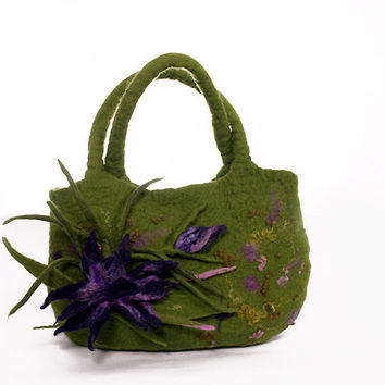 Best 3d Flower Purse Products on Wanelo