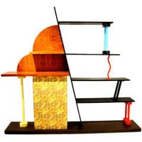SCULPTURED CABINET # 2/9 BY ALESSANDRO MENDINI