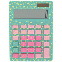 foxtrot calculator at Paperchase