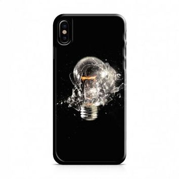 Kings Of Leon Because of the Times iPhone X Case