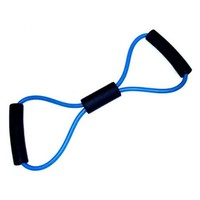 ProSource Heavy Resistance Blue Ultra Figure 8 Premium Toner Resistance Exercise Band