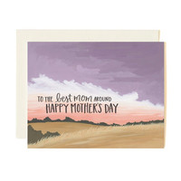 Mother's Day Landscape card