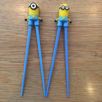 Cartoon Chopsticks | Minions