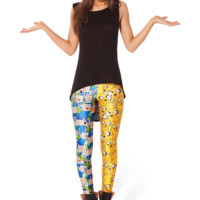 Finn and Jake Leggings