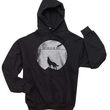 The King In The North Game Of throne Unisex Hoodie S to 3XL
