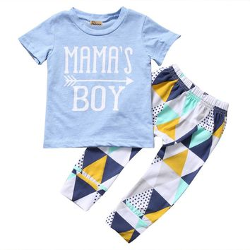 Mama's Boy 2-Piece Set