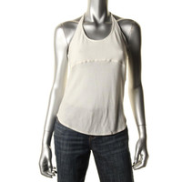 Fluxus Womens Knit Racerback Tank Top