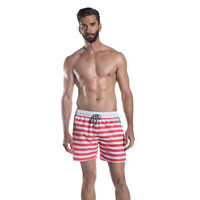 Capitan The Coral Brief Trunks Pink