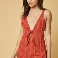 Somedays Lovin Road To Wilderness Romper at PacSun.com
