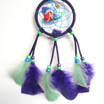 Disney Ariel the Little Mermaid dream catcher