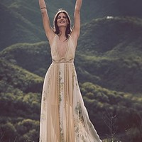 Free People Queen of the Sun Maxi