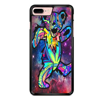 Grateful Dead Bears In Space iPhone 7 Plus Case