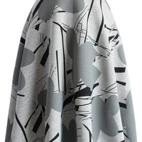 Cloudy Grey Airy Skirt