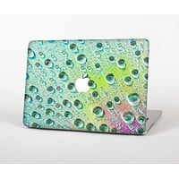 """The RainBow WaterDrops Skin Set for the Apple MacBook Pro 15"""""""
