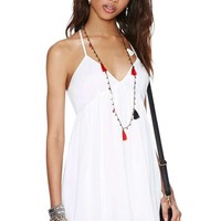 Summer Fling Dress - White