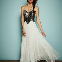 Free People Kristin's Limited Edition Glamour Dress