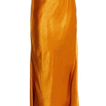 Xael bias-cut satin midi skirt | Sies Marjan | MATCHESFASHION.COM US