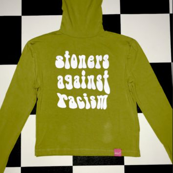 SWEET LORD O'MIGHTY! STONERS AGAINST RACISM TURTLENECK
