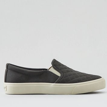 AEO Slip-On Sneaker, Dark Gray