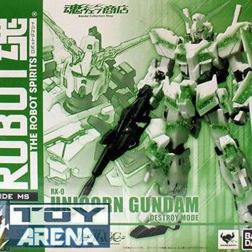 Robot Spirits Damashii SP Gundam Unicorn Awakening Type Bandai Exclusive Figure
