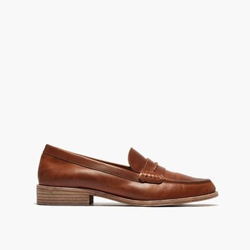 The Elinor Loafer in Leather