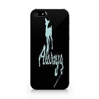 """""""After All This Time? Always"""", Hard Back Plastic Phone Case for Iphone 5 5s 5c"""