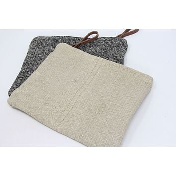 Roost - Washed Linen - Pouch