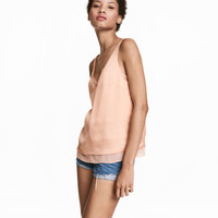 H&M Double-layered Top $19.99