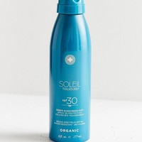 Soleil Toujours Organic Sheer Sunscreen Mist SPF 30 | Urban Outfitters