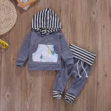 Baby Boy Girl Clothes Set