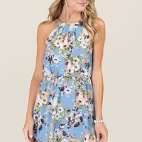 Winslow Floral A-line Dress