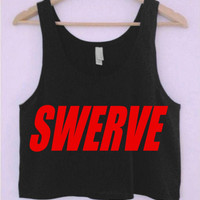 Swerve Crop-Top