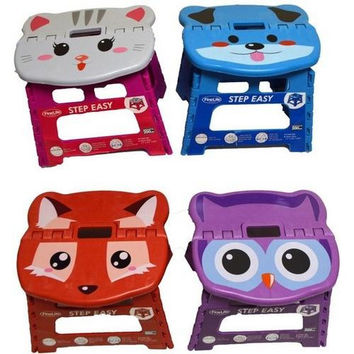 Easy Step Animal Step Stool