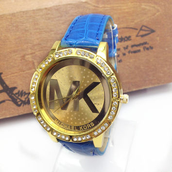Gift Stylish Great Deal Awesome New Arrival Good Price Trendy Designer's Diamonds Leather Quartz Sweets Luxury Watch [6407504324]