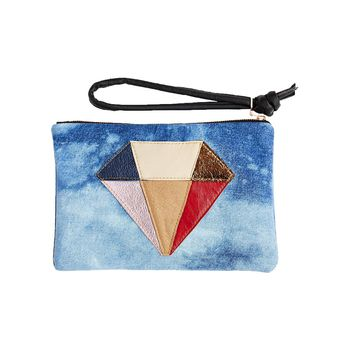 Crystal Clutch Retro