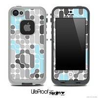 Genetics Skin for the iPhone 5 or 4/4s LifeProof Case